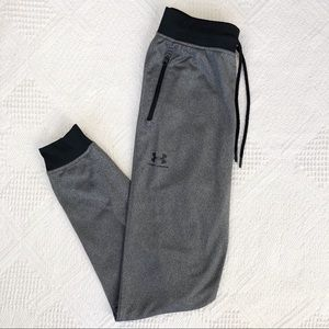 NWOT Under Armour Fleece Lined Cold Gear Joggers